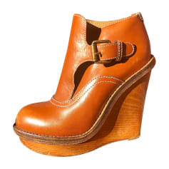 Chaussures Chloé Femme   articles luxe - Videdressing 21896f48a56