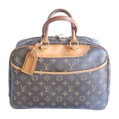 6d82839f6fe2 Sacs à main en cuir Louis Vuitton Femme   articles luxe - Videdressing