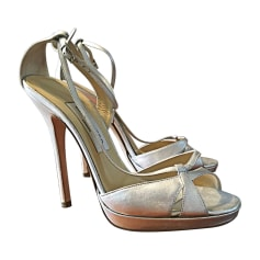 Chaussures Jimmy Choo Femme   articles luxe - Videdressing 3fe41b98add