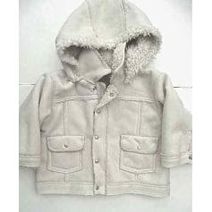 Manteau TIMBERLAND Blanc, blanc cassé, écru