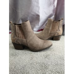 8b112971471eea Chaussures Grands Boulevards Femme : articles tendance - Videdressing