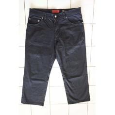Jeans droit Pierre Cardin  pas cher