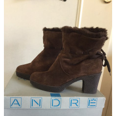 266d740dd999cd Bottines & low boots André Femme : articles tendance - Videdressing