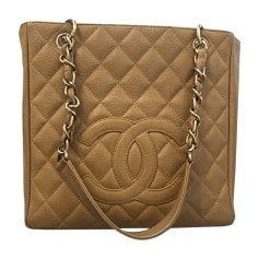 23561778297 Sacs à main en cuir Chanel Femme   articles luxe - Videdressing
