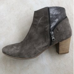 f9cf4e7dc35 Bottines   low boots Caroll Femme   articles tendance - Videdressing