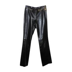 752bc65d826 Pantalons Femme Cuir de marque   luxe pas cher - Videdressing