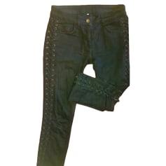 Pantalons Sandro Videdressing Femme Tendance Articles rHFxd1wfqr