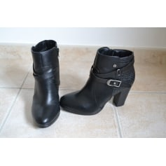 780a6775bc7c31 Bottines & low boots Gémo Femme : articles tendance - Videdressing