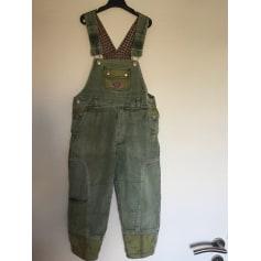 Clothing, Shoes & Accessories Baby & Toddler Clothing Salopette Neuve GarÇon Pocopiano 12 Mois