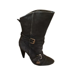 bbee0ab57fd2f1 Bottines & low boots Guess Femme : articles tendance - Videdressing