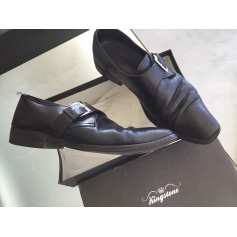 Chaussures à boucles De Fursac  pas cher