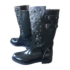 Bottes Pluie Marqueamp; Cher De Luxe Videdressing Occasion Femme Pas mNw0y8Onv
