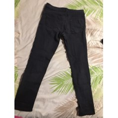 3bc070abcaed2 Pantalons slim, cigarette Kiabi Femme : articles tendance - Videdressing