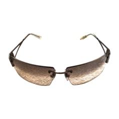 Sonnenbrille SALVATORE FERRAGAMO Grau, anthrazit