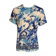 f669e8e54f6 Tee-shirts   Polos Versace Homme   articles luxe - Videdressing