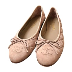e808b6a6721 Chaussures Chanel Femme   articles luxe - Videdressing
