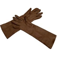 Handschuhe MAX MARA Beige