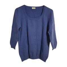 Pullover MALO Blau, marineblau, türkisblau