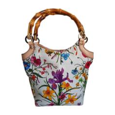 b5818d45935 Sacs à main en tissu Gucci Femme   articles luxe - Videdressing