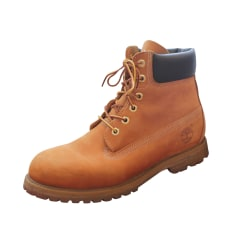 370df64cc19 Bottines   low boots plates Timberland
