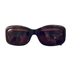 Sonnenbrille CHANEL Schwarz