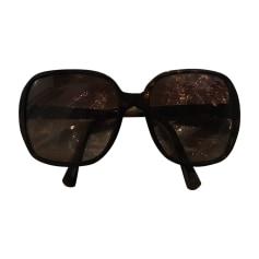 Sonnenbrille CHANEL Braun