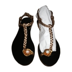 0bfe0b7618eee7 Sandales, nu-pieds Sonia Rykiel Femme : articles luxe - Videdressing