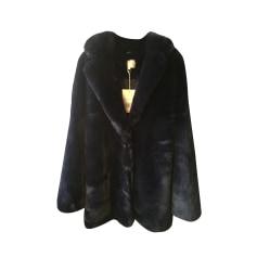b66364da8e Manteaux & Vestes Femme Fausse fourrure de marque & luxe pas cher ...