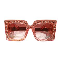 Sonnenbrille GUCCI rosa