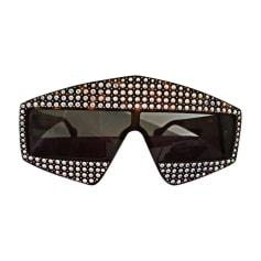 Sonnenbrille GUCCI leopardato scuro