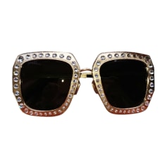Sonnenbrille GUCCI oro