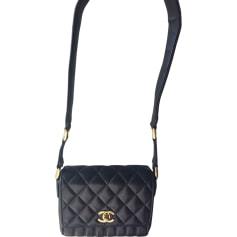 dc36e99d41 Sacs à main en cuir Chanel Femme : articles luxe - Videdressing