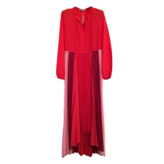 Maxi-Kleid MAJE Mehrfarbig
