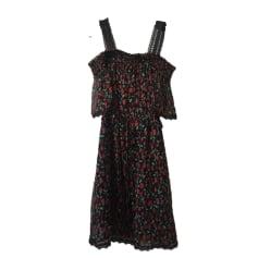 Mini-Kleid THE KOOPLES Mehrfarbig