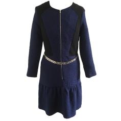 Midi-Kleid SANDRO Mehrfarbig