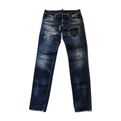 Straight-Cut Jeans  DSQUARED jeans