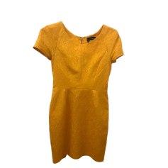 Mini-Kleid THE KOOPLES Gelb
