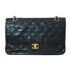 d6e8d167ee4 Sacs en cuir Chanel Femme   articles luxe - Videdressing