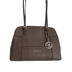 696ac1ef51 Sacs en cuir Guess Femme : articles tendance - Videdressing