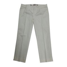 Pantalon droit Gas Bijoux  pas cher