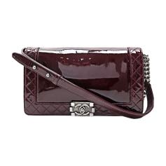 8b326048a17aad Sacs Chanel Femme Cuir verni : articles luxe - Videdressing