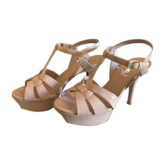 9454d5771954 Chaussures Yves Saint Laurent Femme   articles luxe - Videdressing