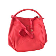 aaf13dd0ebe52 Sacs Lacoste Femme occasion : articles tendance - Videdressing
