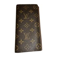 56aab90d936 Portefeuilles Louis Vuitton Femme occasion   articles luxe ...