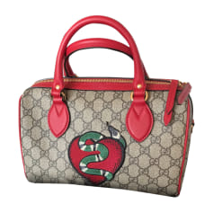 44ff3f11f5 Sacs à main en cuir Gucci Femme : articles luxe - Videdressing