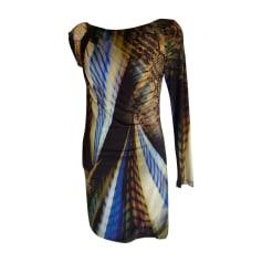 aa0d67d2f5c99 Robes Roberto Cavalli Femme   articles luxe - Videdressing