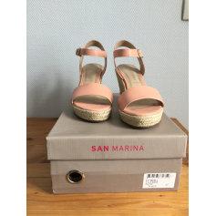 Compensées Sandales Videdressing Marina FemmeArticles San Tendance KJF1cTl