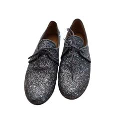 buy popular a5ddf b33ec Chaussures à lacets Sézane