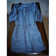b968303dbf7 Robes en jeans Camaieu Femme   articles tendance - Videdressing