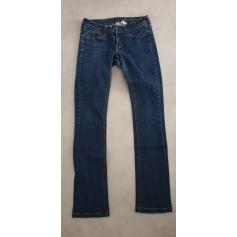 Jeans évasé, boot-cut Mango  pas cher